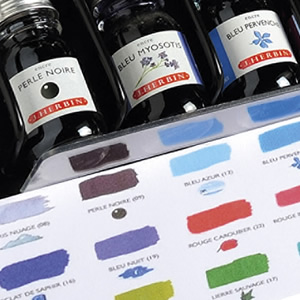 Fountain Pen Inks & Accessories